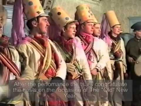 Rite of the Kalyady Tsars (Christmas Tsars)