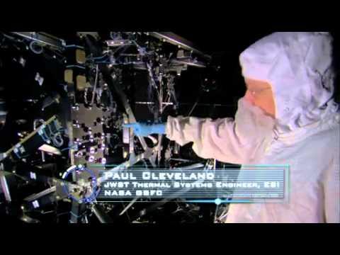 Webb Telescope Snapshot: Cryo-Testing