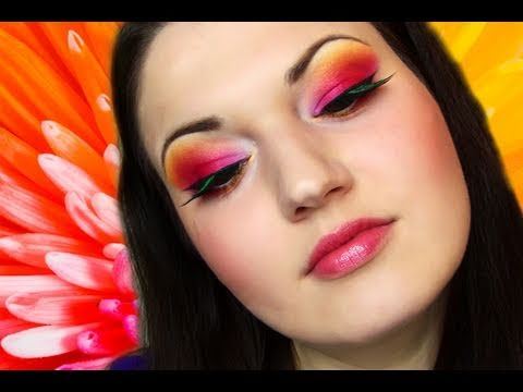 RIO Tropical Carnival Makeup (World Cities)