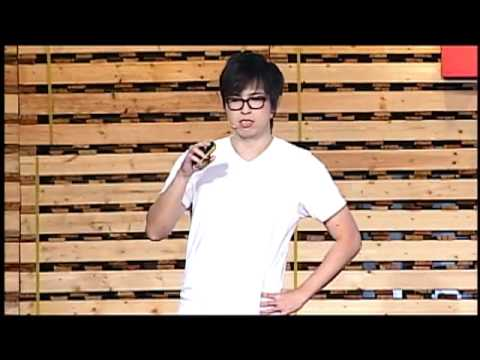 TEDxTaipei - Alvin Woon - Co-Founder of Plurk, on Social Media ( 噗浪創辦人談社群網站 )