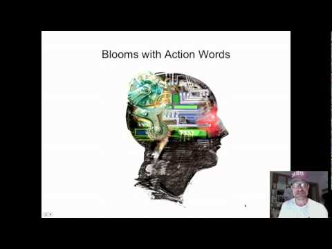 Saylor PSYCH303: Bloom's Taxonomy Overview