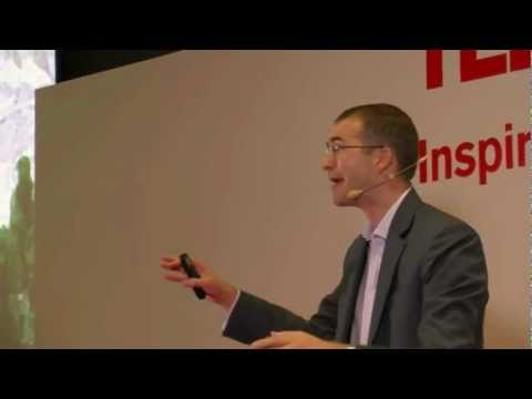 TEDxSingapore - Scott Anthony - Inspiring innovation to the max
