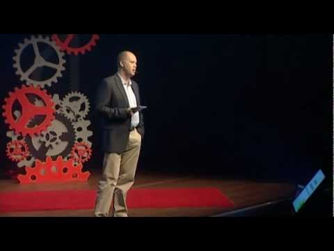 The Third Wave of Talent: Tom Hooper at TEDxEQChCh