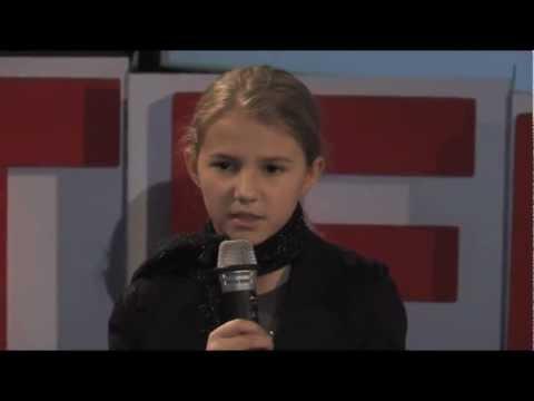 TEDxKids@ObraztsovaSt - Vasilisa Gorbolskaya - My Dream is a Future City