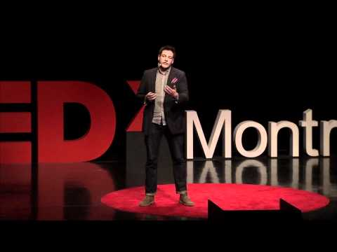 TEDxMontreal - Kyle Seaman - Parenting in the Modern World