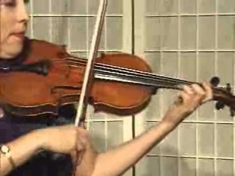 "Violin Song Demonstration - Main Melody to Vivaldi's "" Spring"" from The Four Seasons"