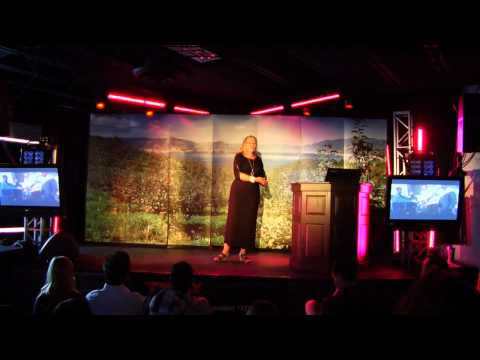 TEDxKelowna - Nicole Rustad - A New Path for the Corporation