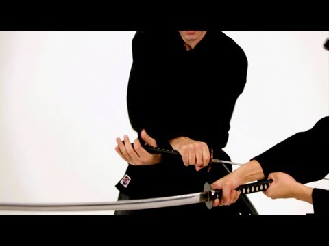 Technique: Kiri Age Second Variation | Katana Sword Fighting