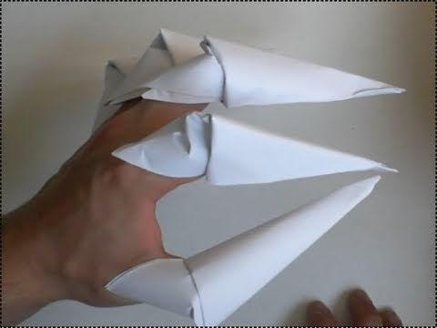 Origami: Claws