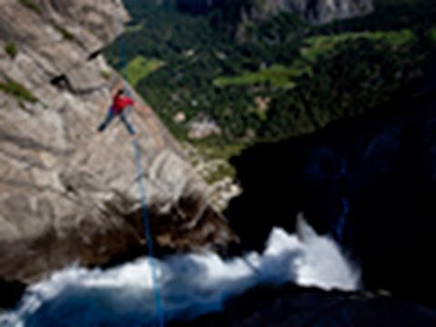 National Geographic Live! - Highlining Yosemite Falls with Dean Potter