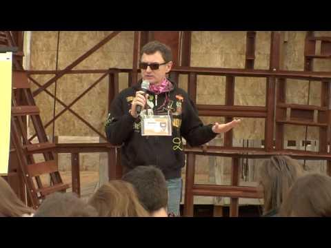 TEDxBrussels - Walter de Brouwer - 2/13/10