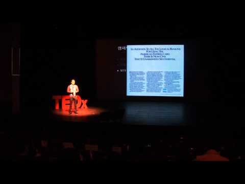 TEDxGwacheon - Yoon Jinsang - Social Game, Social Participation, and the Users