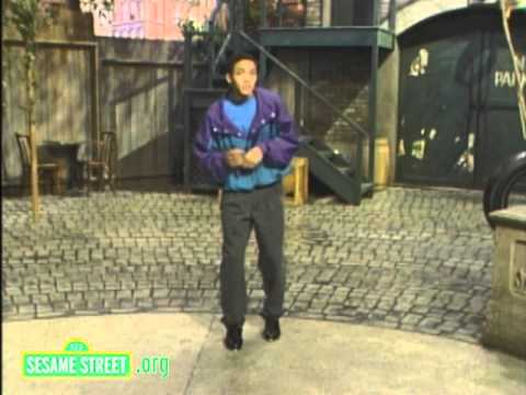 Sesame Street: Savion Glover Rhymes and Taps