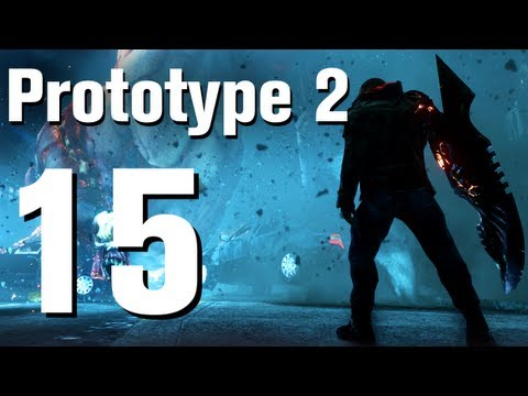 Prototype 2 Walkthrough Part 15 - Natural Selection 1 of 2 [No Commentary / HD / Xbox 360]