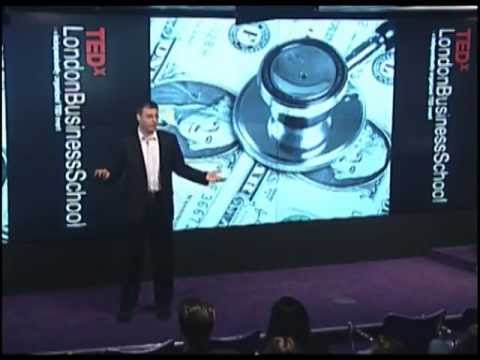 TEDxLondonBusinessSchool  - Dr. Shamus Husheer - Healthcare & The Fertility Market
