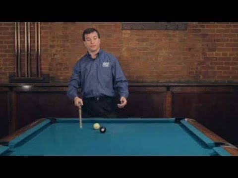 Pool Trick Shots / Beginner Shots: Beat the 8