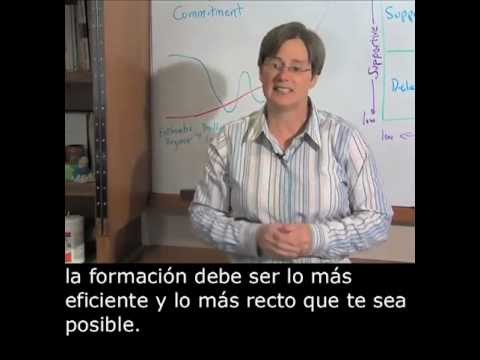 Sandra Schmid (Scripps): Getting the Post Doc Training You Need with Spanish Subtitles