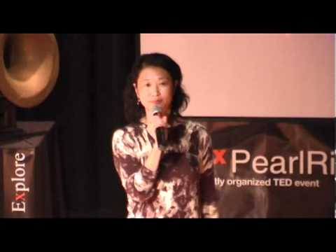 TEDxPearlRiverWomen - Vivian Lee - Competitive sports