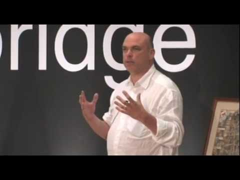 TEDxOxbridge - Mike Lynch - Virtual Objects in the Physical World