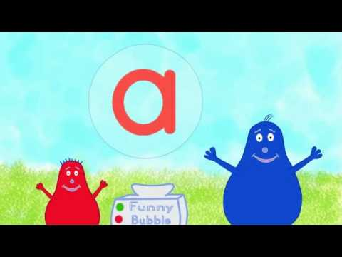 Phonics with The Funnies 1 - /a/
