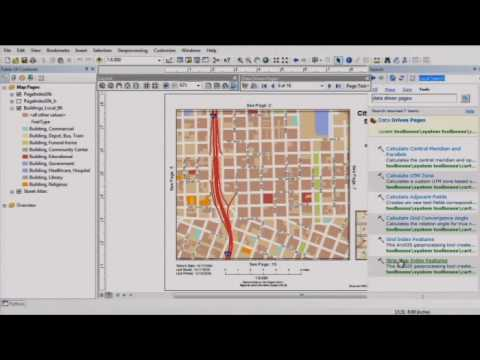 What's Coming in ArcGIS 10: Automate your Mapping Workflows