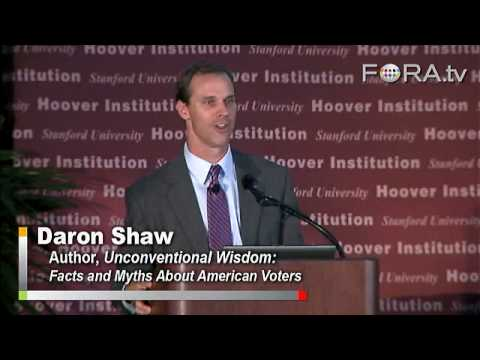 Where the GOP is Losing - Daron Shaw