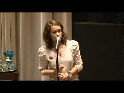 TEDxBrainport 2011 - Nova Borgers - Everybody can sing