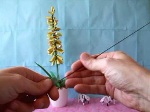 Origami Aloe Vera