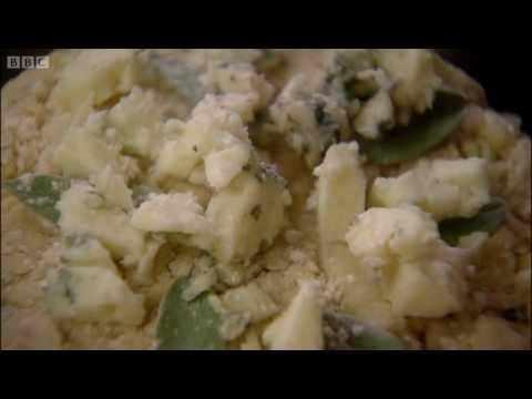 Potato and Roquefort Cheese Bread - Delia Smith - BBC