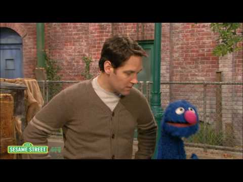 Sesame Street: Paul Rudd: Brilliant
