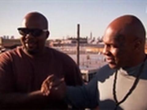 Taking on Tyson- Tyson's Challenge Cup
