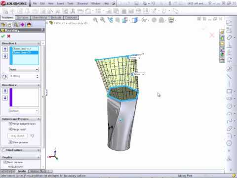 Solidworks 2012 Tutorial | Selection Methods