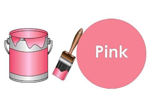 The Paint is Pink - Preschool Music Baby Songs