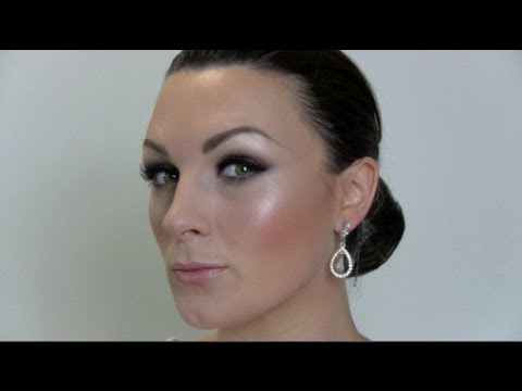 WEDDING MAKE-UP TUTORIAL - KIM KARDASHIAN