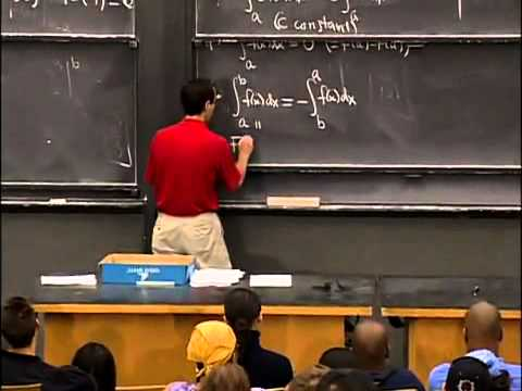 Saylor MA101: First Fundamental Theorem of Calculus