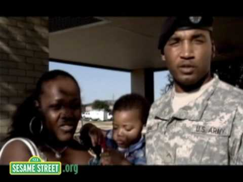 Sesame Street: USO Tour 2008 - Behind the Scenes