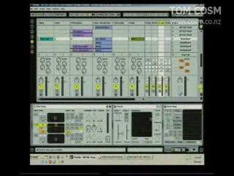 Tom Cosm - Ableton Live Pack #1 - Instructions - Part 4