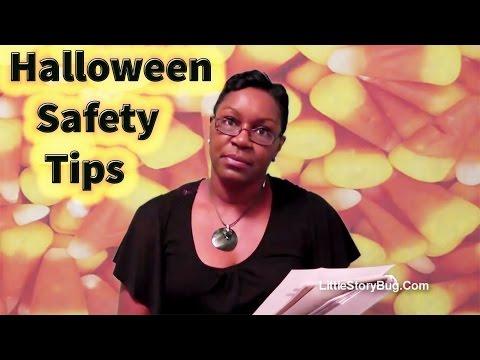 Preschool Halloween  - Halloween Safety for Children- Littlestorybug