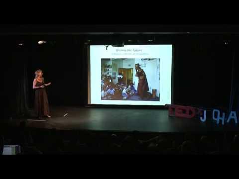 TEDxJohannesburg - Karen Michelle Brooks - 11/15/09