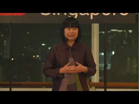 TEDxSingapore - Anna Tsang - Mother and Child Project