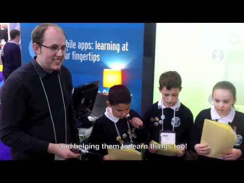 Woodlands Primary pupils tell us about BrainPOP