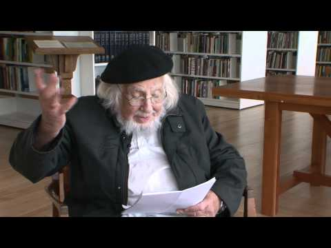 Poet Ernesto Cardenal Reads His Work