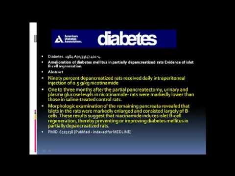 Simple B Vitamin Repairs Pancreas