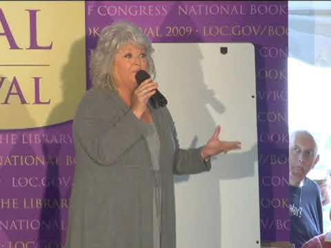 Paula Deen - 2009 National Book Festival