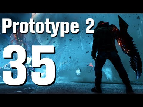 Prototype 2 Walkthrough Part 35 - Lost in the System 2 of 2 [No Commentary / HD / Xbox 360]