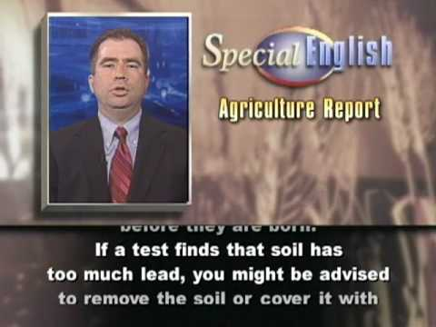 VOA Learning English - Agriculture Report # 392