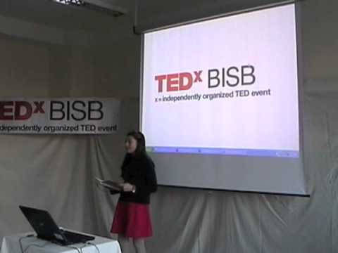 TEDxBISB Veronika Rattajova My vision for the future