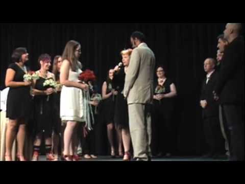 Rebecca Watson and Sid Rodrigues get married at TAM 7!