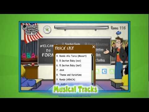 Online Quaver Classrooms