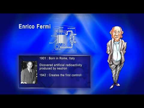 Top 100 Greatest Scientist in History For Kids(Preschool) - ENRICO FERMI